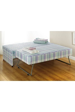 Bed With Trundle Guest Bed Lift and Lock Version