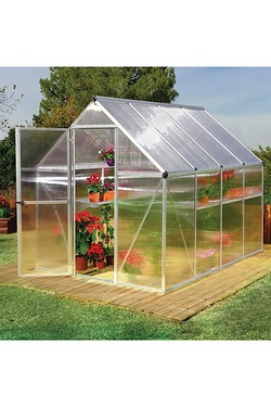 Easy Assembly Twin Wall Greenhouse