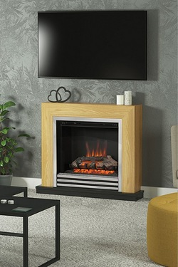 Be Modern Devonshire Electric Fire ...