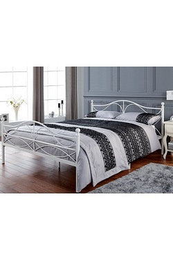 Nina Metal Bed - With Mattress