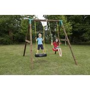 Little Tikes - Roma Double Swing Set