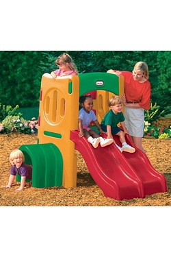 Little Tikes - Twin Slide Tunnel Cl...