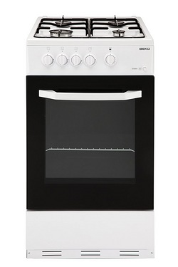Beko 50cm Single Cavity Gas Cooker