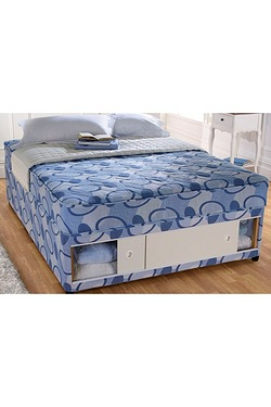 Divan Bed - With 2 Drawers