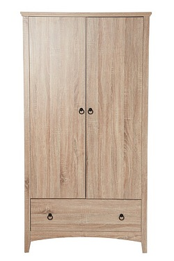 Idaho Wardrobe With Drawer