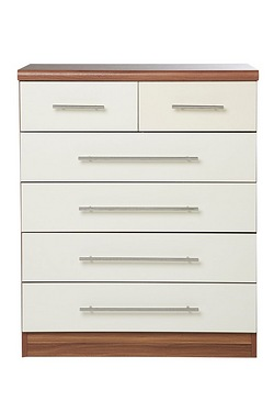 Melbourne 4+2 Drawer Chest