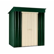 Store More Lotus Pent Shed - Herita...