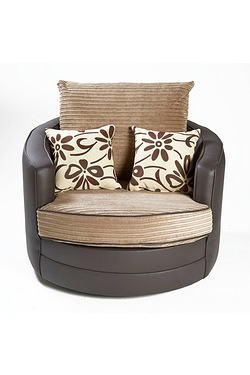 Shannon Swivel Chair - Small