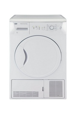 Beko 8kg Condensor Tumble Dryer