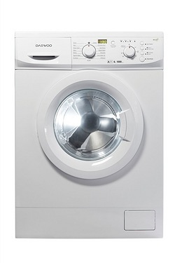 Daewoo 7kg 1200 Spin Washing Machine