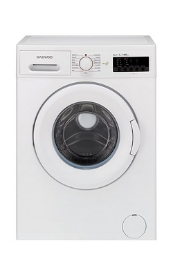 Daewoo 7kg 1400 Spin Washing Machine