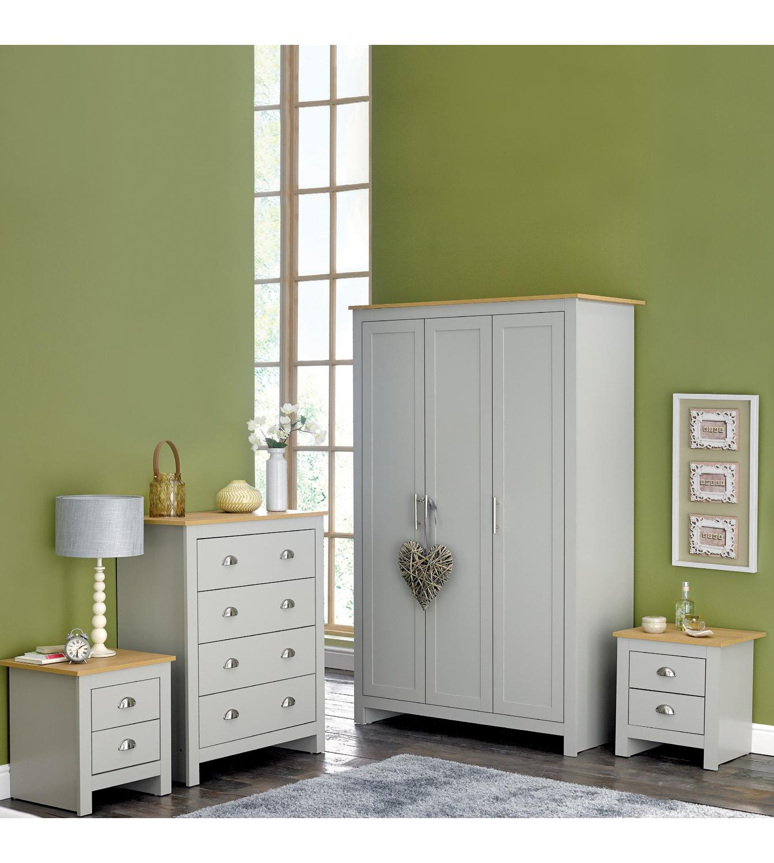 4 Piece Lancaster Bedroom Set In Choice Of Finish Ebay