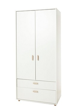 Arvika 2 Door 2 Drawer Wardrobe