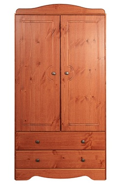 Milford 2 Door 2 Drawer Combi Wardrobe