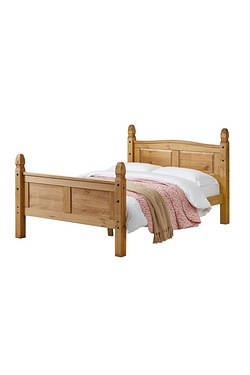 Corona Bed - High Foot End