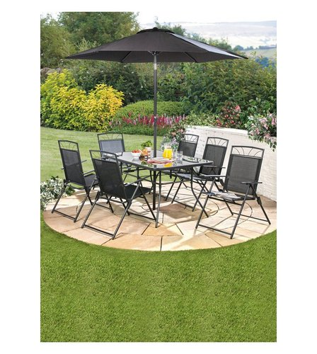 Image For Memphis 8 Piece Patio Set From Studio