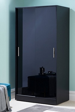 Manhattan Sliding Door Wardrobe