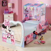 Minnie Mouse Boutique Bed