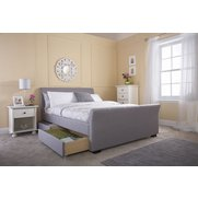 Hannover 4 Drawer Bed With Mattress