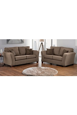 Katie 2+3 Seater Sofa Set