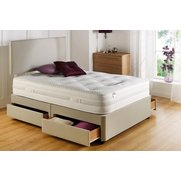 Mirapocket 1200 Divan Double 4 Drawer
