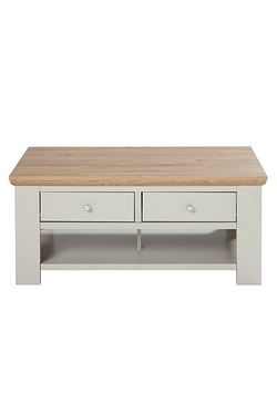 Somerset 2 Drawer Coffee Table