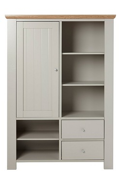 Somerset Display Unit Grey