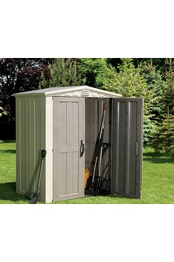 Keter Factor Shed - 6 x 3FT