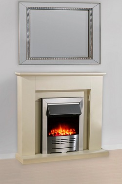 Beldray Durham Electric Fire Suite