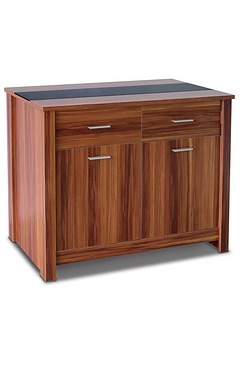 Hudson 2 Drawer 2 Door Sideboard
