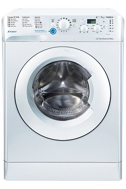 Indesit 7kg 1400 Spin Washing Machine