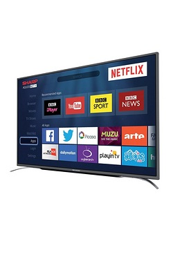"Sharp 40"" Full HD Freeview HD S..."