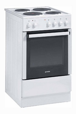 Gorenje 50cm Electric Cooker