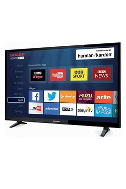 "Sharp 49"" Full HD Smart LED TV"