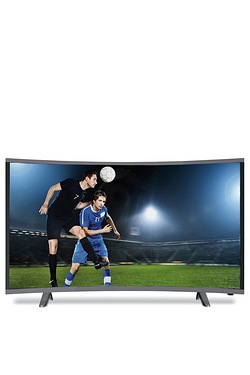 "Cello 40"" Curve LED TV"