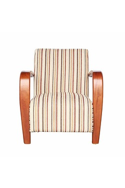 Restmore Stripe Antique Chair