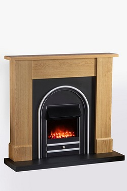 Inspire Belmont Electric Fire Suite