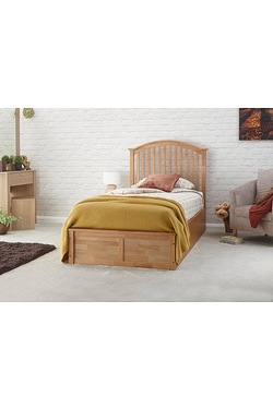 Madrid Ottoman Bed With Mattress - ...