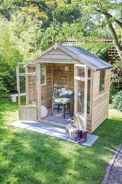 Oakley Summerhouse with Assembly