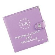 Personalised Driving Licence Holder