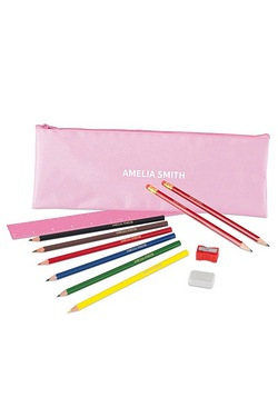 Personalised Giant Pencil Case