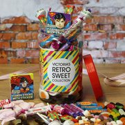 Retro Sweet Jar