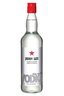 Personalised Vodka, Premium Label