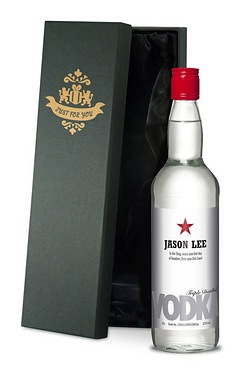 Personalised Vodka, Premium Label G...