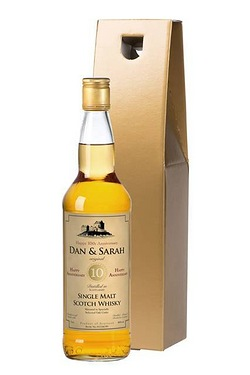 Personalised Single Malt Whisky, An...