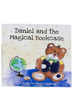 Personalised - The Magical Bookcase Book