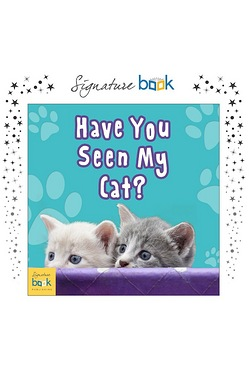 Personalised - Have You Seen My Cat? Book