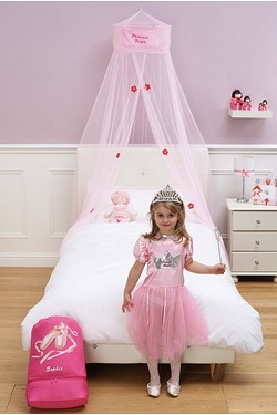 Personalised Princess Dress-Up Set