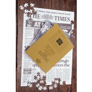 Personalised Times Front Page Jigsaw