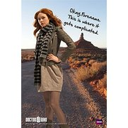 Personalised - Amy Pond Photo Print
